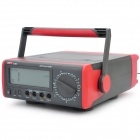 "UNI-T UT801 4.5"" LCD Bench Type Digital Multimeter - Red + Black (6 x R14 or AC 100~240V)"