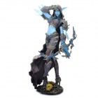 World of Warcraft WOW PVC Action Figure Display Toy Doll - Forsaken Queen Sylvanas Windrunner