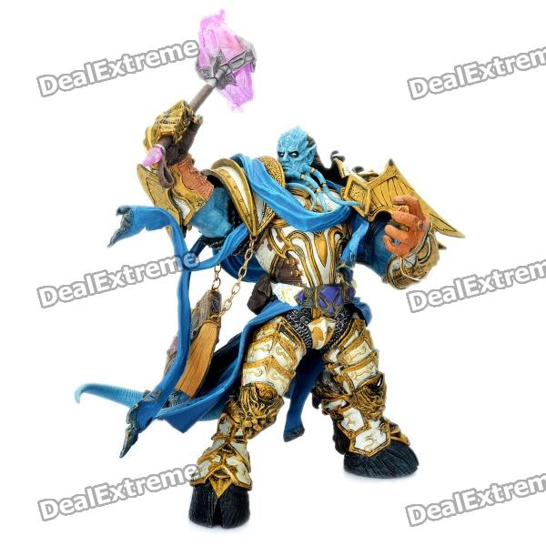 World of Warcraft WOW Resin Action Figure Anzeige Spielzeug-Puppe - Vindicator Maraad