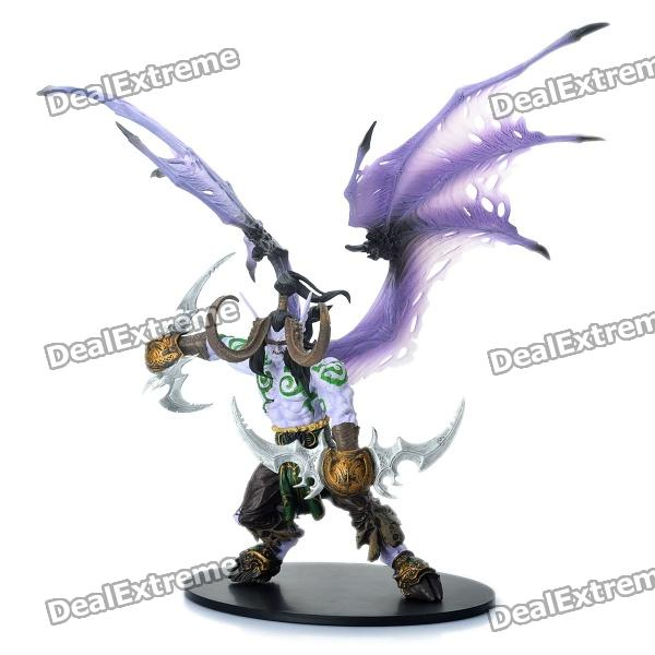World of Warcraft WOW Resin Action Figure Display Toy Doll - Illidan Stormrage world of warcraft wow pvc action figure display toy doll forsaken queen sylvanas windrunner
