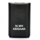 """4800mAh"" Battery for Xbox 360 Wireless Controller - Black"