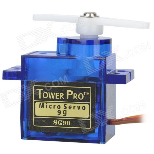 TowerPro SG90 9G Mini Servo with Accessories