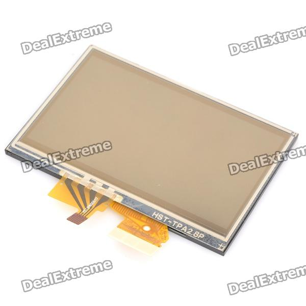 Genuine Sony DCR-SR62E Replacement 2.7 LCD Touch Screen Module genuine sony hc90e replacement 3 0 120kp lcd touch screen without backlight