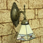 Tiffany Style Wall Light (110-120V)