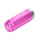 Pico-Torch Mini Waterproof White Light LED Flashlight Camping Lamp - Fuchsia (4 x LR41)