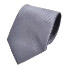 Fashion Slim Tie Narrow Necktie - Grey