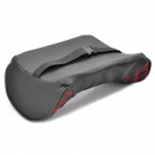 Stylish Vehicle Car Seat Head Neck Rest Cushion Pillow - Black + Red