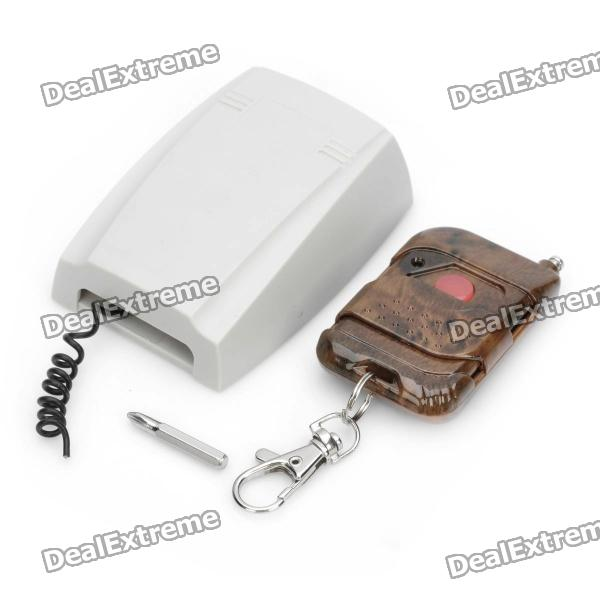 1-CH Wireless Remote Control Switch - Grey (AC 85~260V)