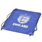 UEFA Euro 2012 National Football Team Badge Football / Soccer Drawstring Closure Bag - England