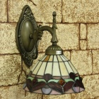 "Tiffany Style Wall Lightings 8"" inch (110-120V)"