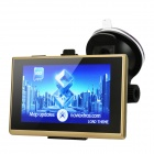"4.3"" WinCE6.0 600MHz Touch Screen GPS Navigator + Built-in 4GB USA Maps"