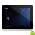 "Plusme 9.7"" Capacitive Screen Android 4.0 Tablet w/ Dual Camera / WiFi / External 3G / HDMI - Silver"