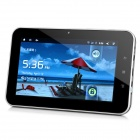 "7"" Capacitive Screen Android 2.3 Tablet w/ WiFi / Camera / External 3G / G-Sensor - Black (1.0GHz)"