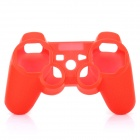 Plastic Protective Case for PS3 Controllers - Red
