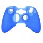 Plastic Protective Case for Xbox 360 Controllers - Deep Blue