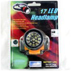 LED-Scheinwerfer 17 LED-