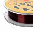 0.285mm 100MResin Fishing Line / Thread - Red (#3)