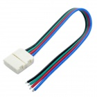 One Side Connection Cable for RGB 5050 SMD LED Strip (DC 12V / 14cm)