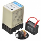 SS-22 Electric Motor Speed Controller - Black + Grey