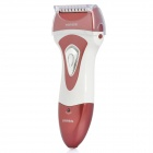 3W Rechargeable Lady's Body Hair Electric Shaver (AC 220~240V)