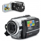 "5.0MP Digital Camera Camcorder w/ 20X Digital Zoom / SD / HDMI / TV-out - Black (3.0"" LCD Touch)"