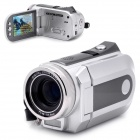 5.0MP Digital Video Recorder Camcorder w/ SD / AV-Out - Silver (2.4&quot; TFT LCD)
