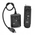 JY-110 Wireless Shutter Release Remote for Nikon D70S / D80 - Black (1 x 23AE 12V / 1 x CR2 3V)