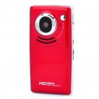 1.3MP CMOS Handheld Camcorder w/ HDMI / AV / SD Slot - Red (2.0&quot; TFT)