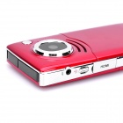 "1.3MP CMOS Handheld Camcorder w/ HDMI / AV / SD Slot - Red (2.0"" TFT)"