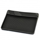 Square Non-Slip Mat for Vehicles - Black