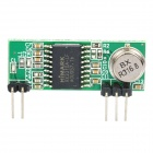 Superheterodyne Wireless Receiving Module - Green
