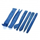 6-in-1 Dismantle Disassembly Tools for Car Video Audio System - Dark Blue