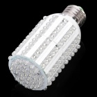 E27 7W 600LM 7000K 149-LED White Light Bulb (110V)