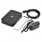 1080P Full HD Android 2.3 Network Multi-Media Player w/ WiFi / LAN / HDMI / USB SD - Black (4GB)