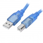 Conexão USB 2.0 Printer Cable - Blue (1.5M Length)