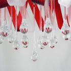 Crystal Ceiling Light with 5 Lights