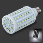 E27 13W 1200LM 7000K 86x5050 LED White Light Bulb (110V)