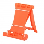 Suporte de plástico para PC Celular / Tablet PC + Mais - Orange