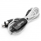 USB 2.0 to MIDI Converter Adapter Cable (175CM-Length)