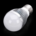E27 3W 600LM 3500K 16-LED Warm White Light Bulb (220V)