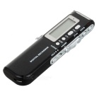 "1.3"" LED Mini Digital Voice Recorder w/ MP3 Player (4GB / 2 AAA)"