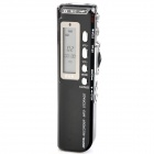 "1.3"" LED Mini Digital Voice Recorder w/ MP3 Player (8GB / 2 x AAA)"