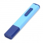 "Professional 0.7"" LCD Pen-type US Conductivity Meter - Blue"