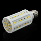 E27 12W 700-800LM 3000-3200K Warm White 60-SMD 5050 LED Light Bulb (110V)