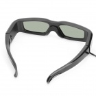 3D Shutter Glasses - Black