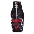 STURGIS 2012 Skull Image Pattern Water Bottle Bag