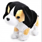 Electric 8-Mode Barking Moving Plush Dog Toy (4 x AA)