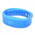 Bluetooth V2.0 Incoming Call Vibrate Alert Alarm Anti-lost Band Bracelet - Blue (90-Hour Standby)