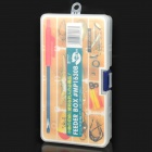 Portable Storage Case Box for Fishing Gadgets - Transparent