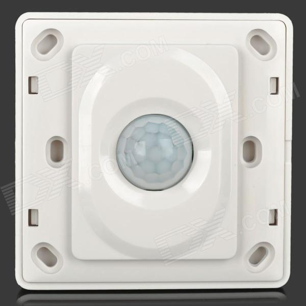 Wall Mount Automatic IR Motion Sensor Light Switch (AC 180~250V)